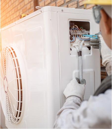 Vente, installation et maintenance de pompes à chaleur près de Saint-Omer et Béthune