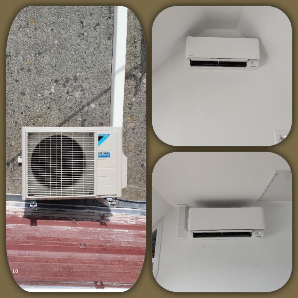 Installation climatisation à Hazebrouck et Saint-Omer