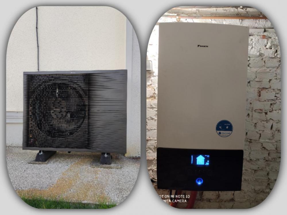Installation de pompe à chaleur à Hazebrouck et Saint-Omer